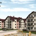 Inwestycja Villa Familia w Sokołowie Podlaskim. Wizualizacja: DreamView