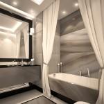 Sadyba łazienkaProjekt: Dominika Rostocka, Wizualizacja: DreamView